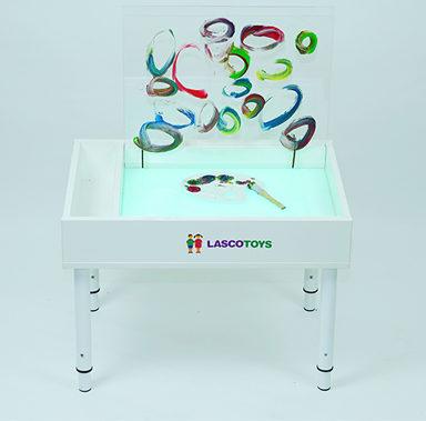 LUX Spiel und Lerntisch Accessoires